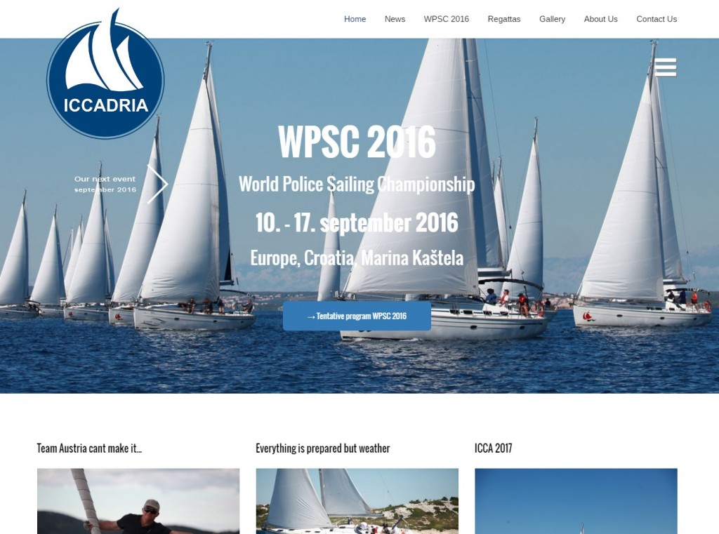 World Police Sailing Championhip 2016