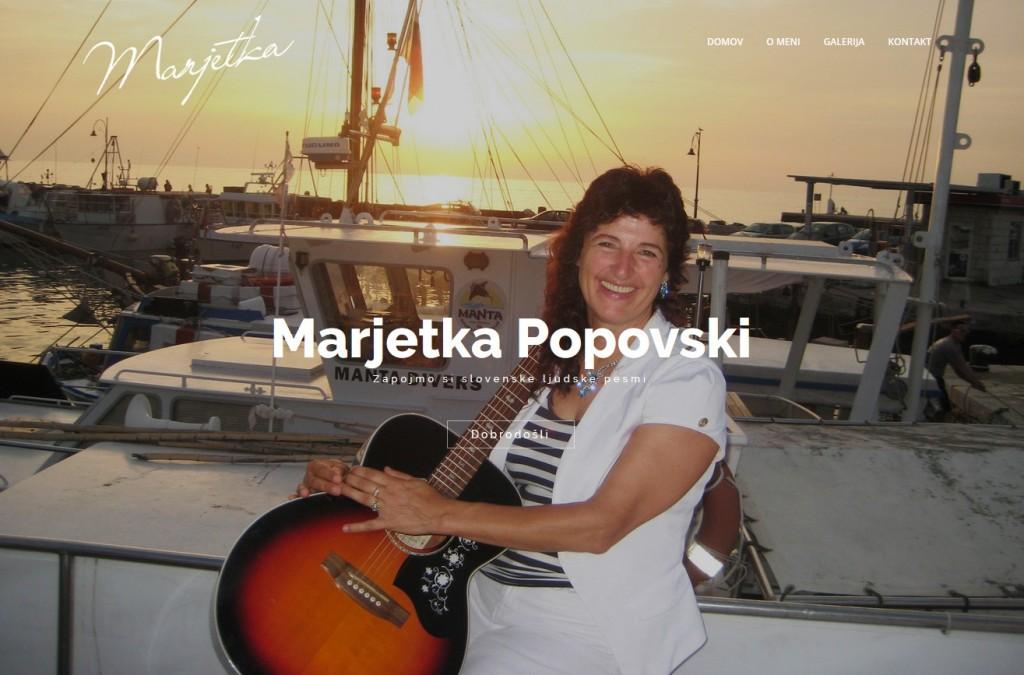 Marjetka Popovski