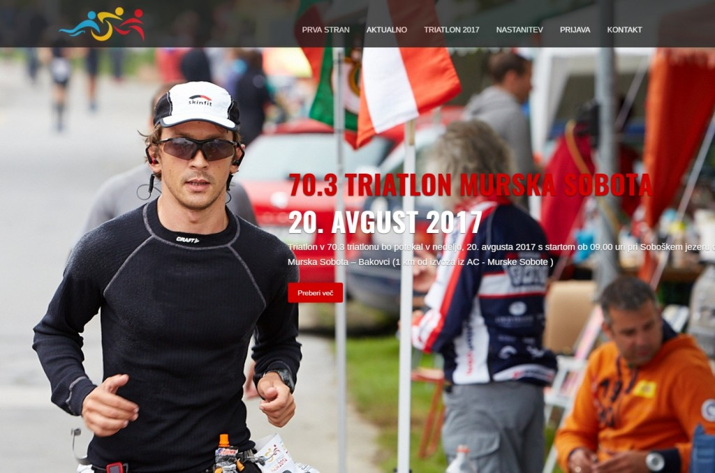 Triatlon Murska Sobota 2017